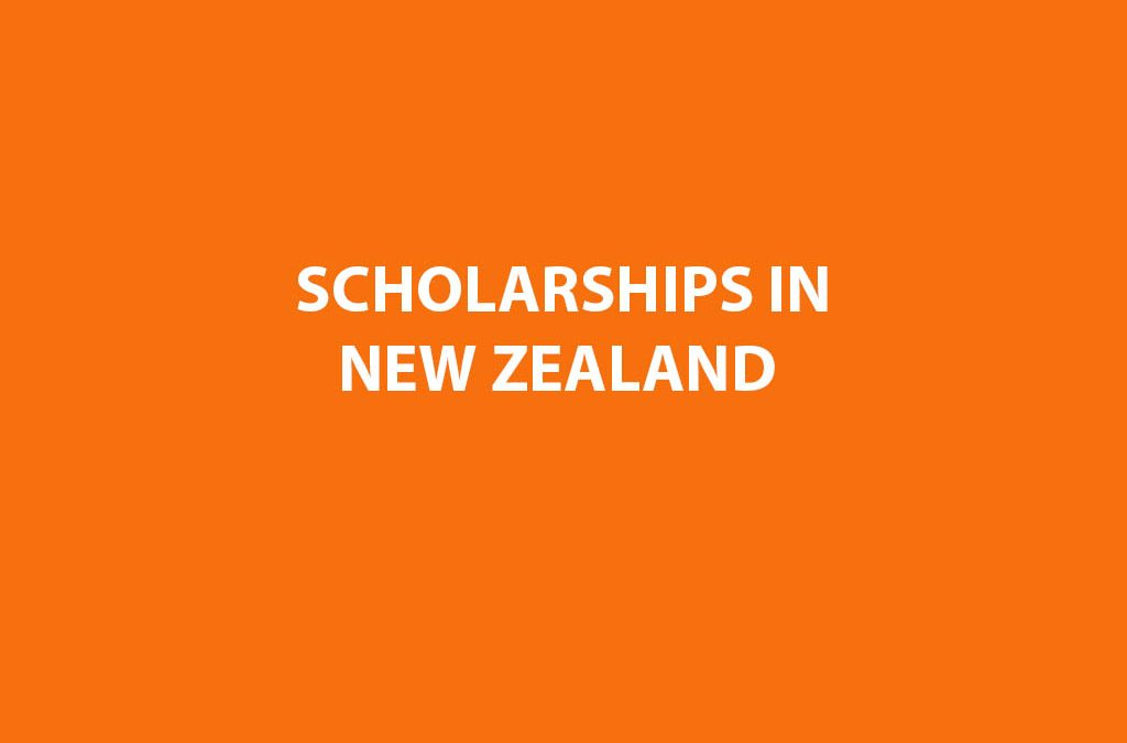 Scholarships In NEW ZEALAND