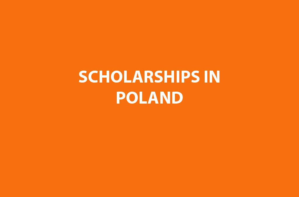 Scholarships In POLAND