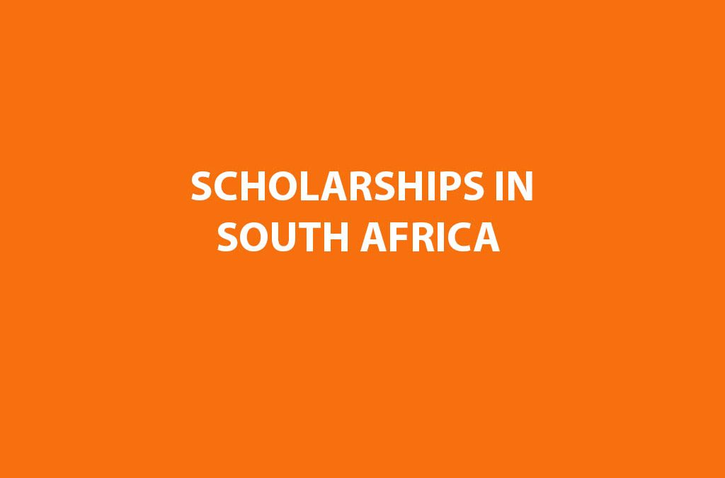 Scholarships In SOUTH AFRICA