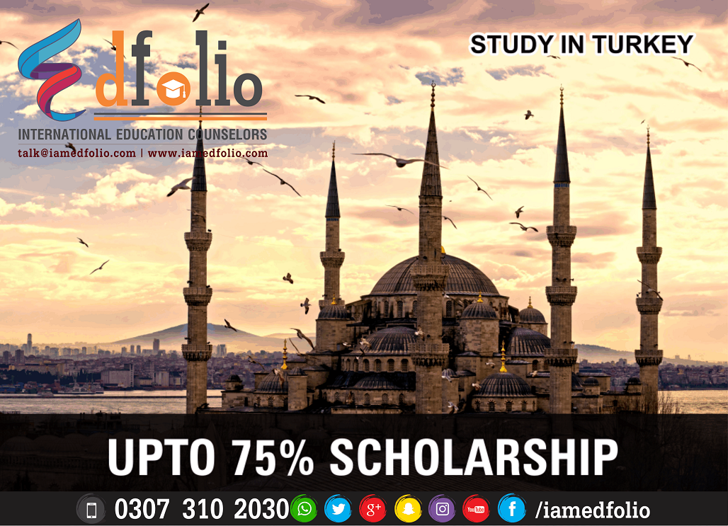 SCHOLARSHIPS IN TURKEY - EdFolio International Education Consultant and Counselors
