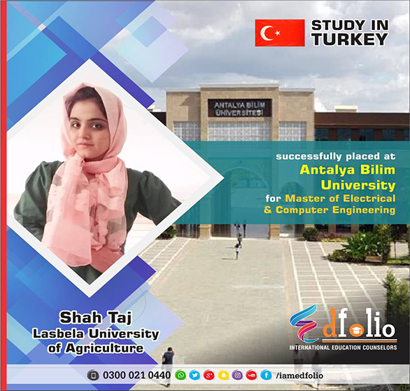 Get Admission In Masters Of Electrical And Computer Engineering In Antalya Bilim University, Turkey by edfolio